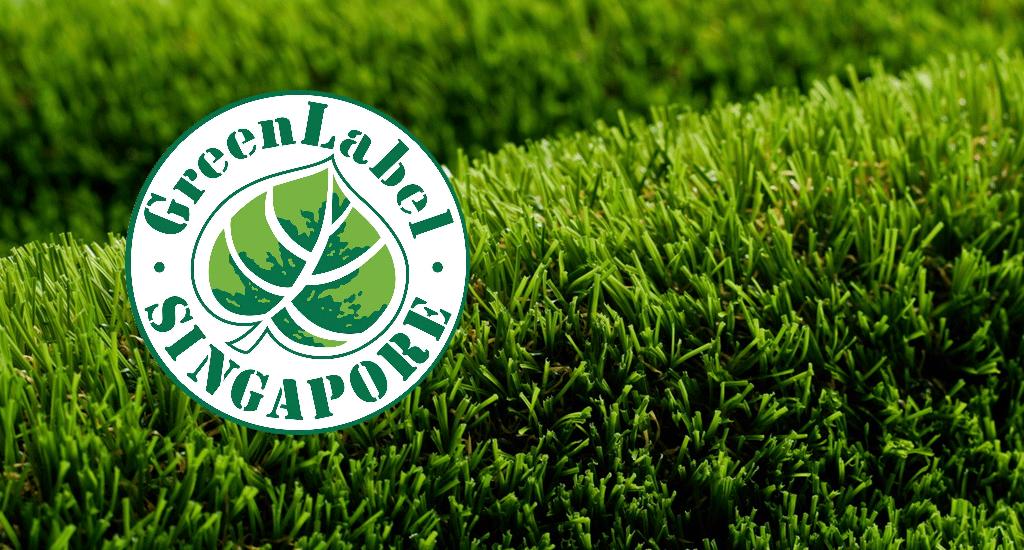 Singapore Green label Royal Grass