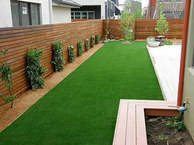 Artificial grass in Melbourne