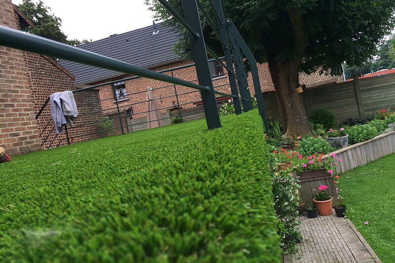 Artificial Grass For Roof Gardens By Royal Grass