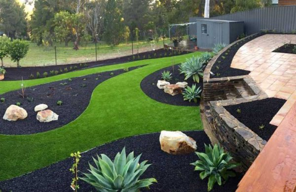 Garden Australia The Great Outdawes Landscaping