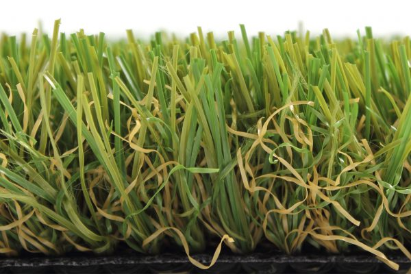 synthetic turf with thatch