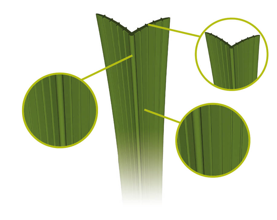 Royal Grass V-shape MiNT