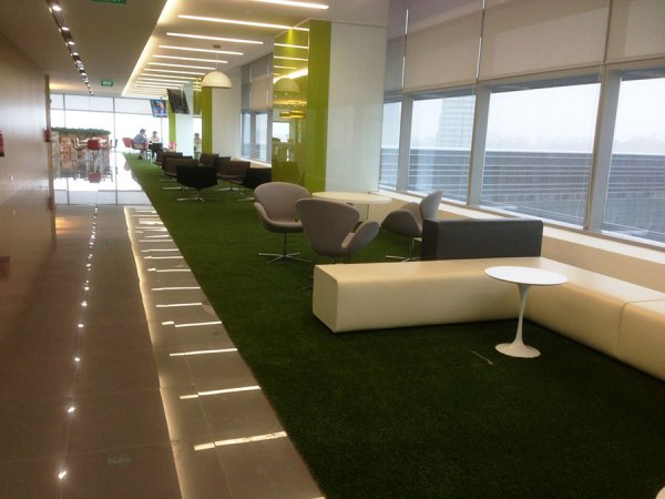 artificial grass indoor office flooring