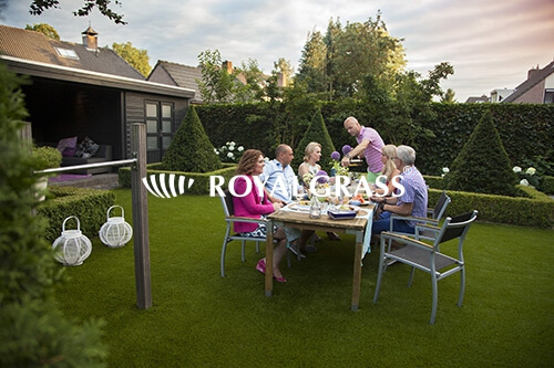 Enjoy family time on your lawn