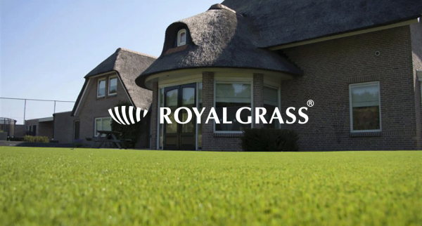 Bjorn Kuipers kiest Royal Grass® kunstgras