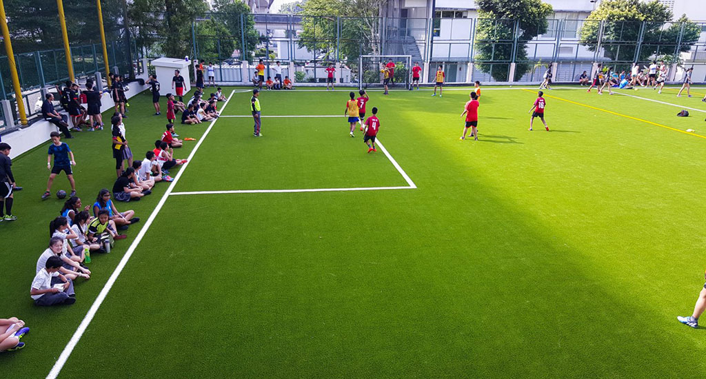Considerations when playing on artificial turf