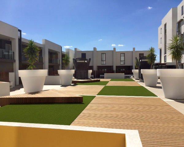 Artificial lawn Perth