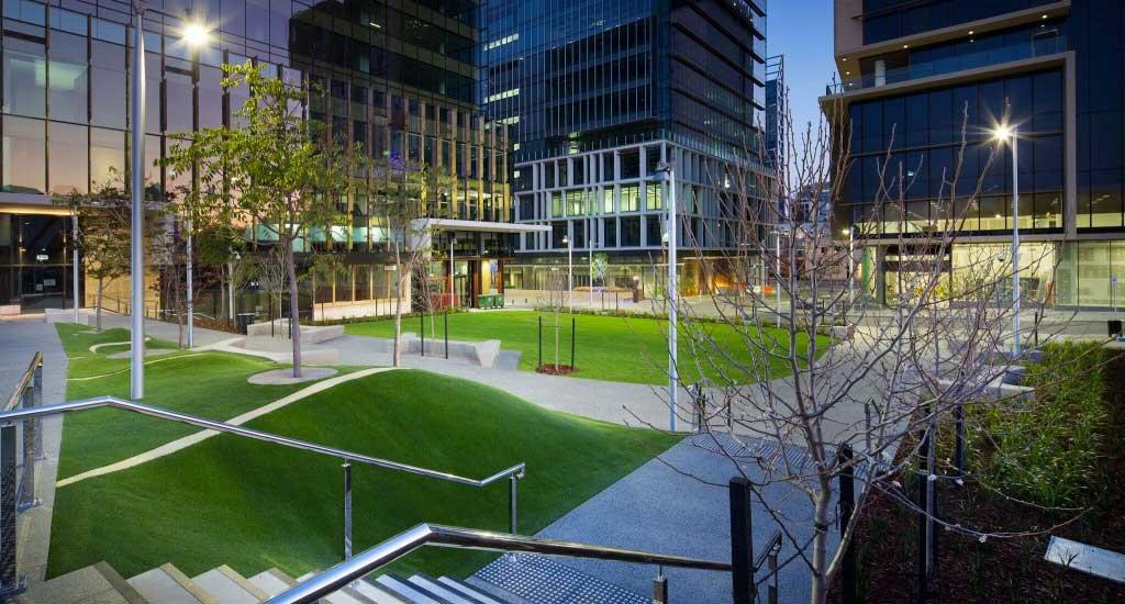 Wellington gardens artificial grass