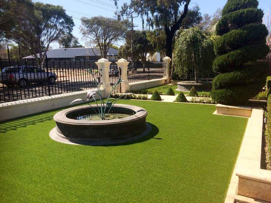 Artificial grass Victoria