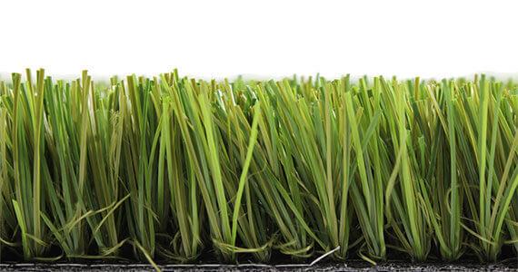 Traditional artificial grass